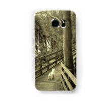 On the Boardwalk Samsung Galaxy Case/Skin