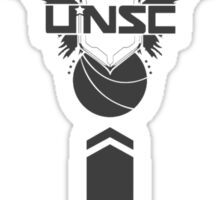UNSC Sticker