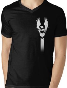 UNSC Mens V-Neck T-Shirt