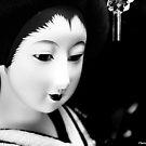 Geisha Girl by ChristaJNewman