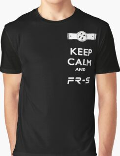 Keep Calm and FR-S Graphic T-Shirt