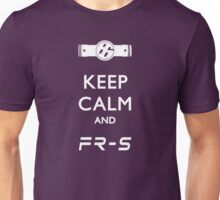 Keep Calm and FR-S Unisex T-Shirt