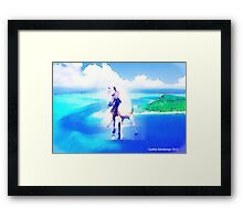 ~ ♥ RAPTURE♥ ~ Framed Print