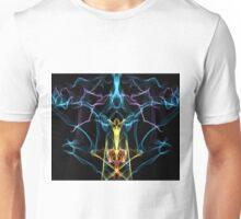 Abstract Hookah  Unisex T-Shirt