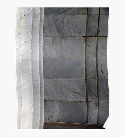 Marble on Marble. Poster