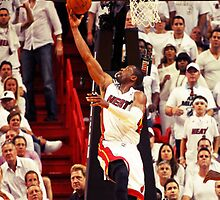 Miami Heat by biancababee