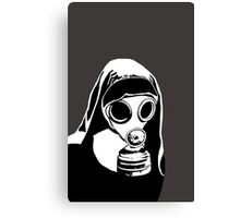 Nun-active  Canvas Print