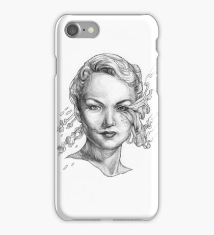 Marilyn Melty iPhone Case/Skin