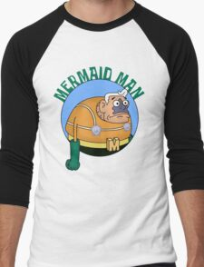 Mermaids... hehehe Men's Baseball ¾ T-Shirt