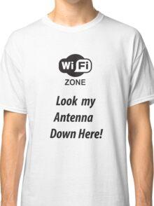 Wi-fi antenna Classic T-Shirt