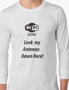 Wi-fi antenna Long Sleeve T-Shirt