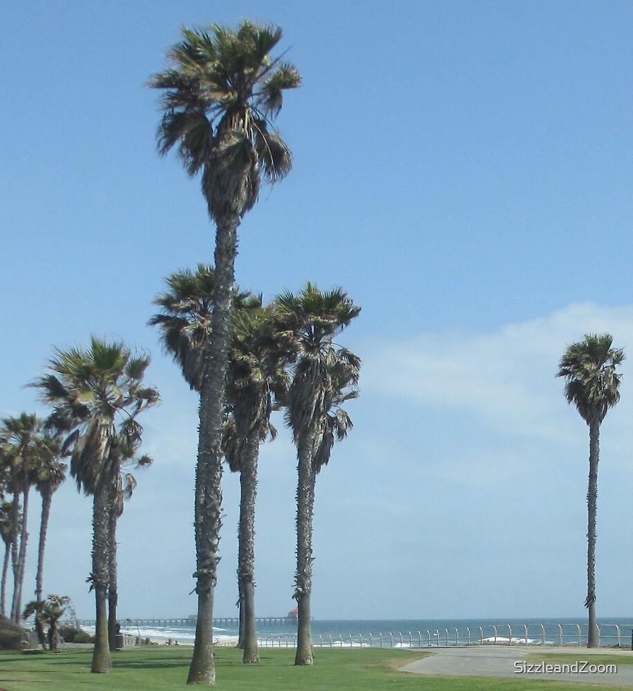 Huntington Beach, California by SizzleandZoom