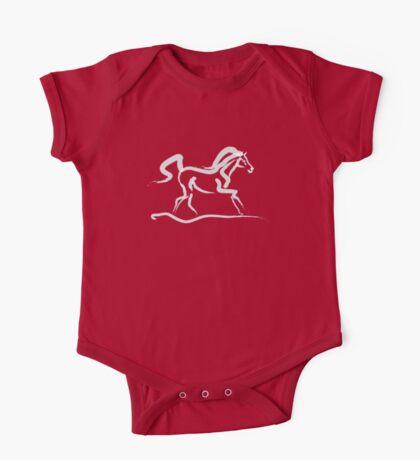 Cool t-shirt - horse - Runner One Piece - Short Sleeve
