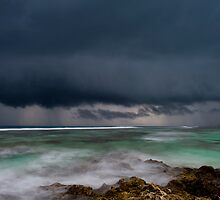 Storm Cell over Paradise by Karen Willshaw