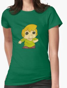 Lil' Shaggy Womens Fitted T-Shirt