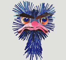 very angry ostrich Unisex T-Shirt