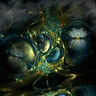 Can You See by Craig Hitchens - Spiritual Digital Art