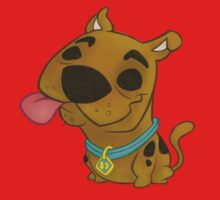 Lil' Scooby One Piece - Short Sleeve