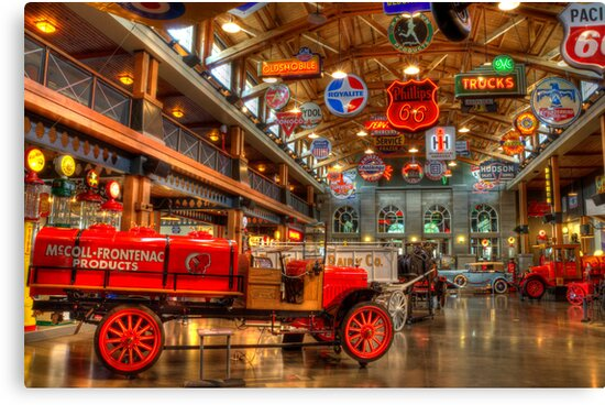 Automobile Paradise by Bob Christopher