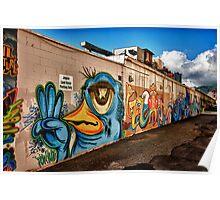Wall Art #2 Poster