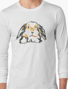 Cute T-shirt Rabbit Jon Long Sleeve T-Shirt
