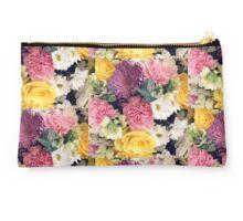 Floral Pastels Studio Pouch