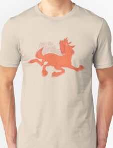 Enthusiastic Horse T-Shirt