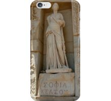 Personification of Wisdom  iPhone Case/Skin