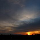 Sunset sandwich by MarianBendeth