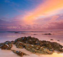 PinK Dawn by Ian  Clark