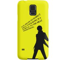 The Meat Dimension Samsung Galaxy Case/Skin