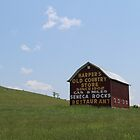 Barn Signage - Seneca Rocks, WV by searchlight