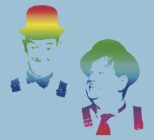 Stan Laurel, Oliver Hardy Kids Tee