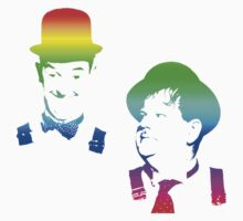 Stan Laurel, Oliver Hardy Kids Tee