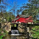Where the Grist Mill Flows by DEGS14