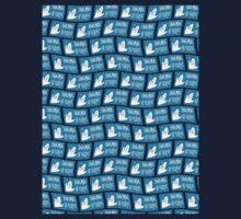 Airmail sticker effect wallpaper - snailmail - par escargot.  by funkyworm