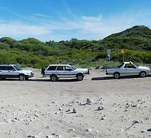 Off road convoy by BigAndRed