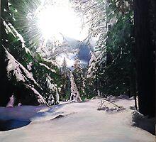 Winter Wonderland by Donny Clark