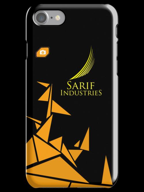 Sarif Industries by bigwhiteyeti