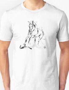 Cool T-shirt  Horse Andalusian Angel T-Shirt