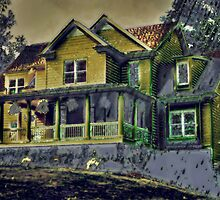 The prettiest house on the block by Scott Mitchell