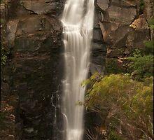 Carrington falls panorama by donnnnnny