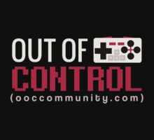 Out Of Control Community - Logo Tee Kids Clothes