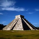 Chichen Itza by dher5