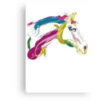 Cool t-shirt  horse Lovely Canvas Print