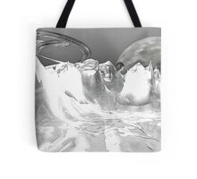 White World (not grungy) Tote Bag