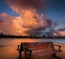Front Row Seat  by Ian  Clark