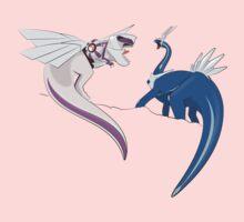 Pokesaurs - Creation Duo One Piece - Long Sleeve