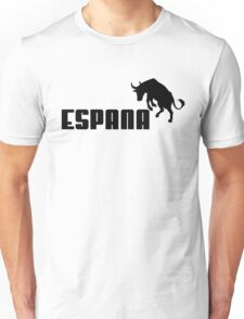 espana bull, puma style Unisex T-Shirt