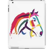 Cool t shirt colour me strong iPad Case/Skin